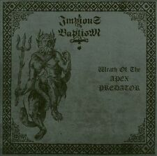 Impious Baptism-Wrath Of The Apex Predator  CD NEW