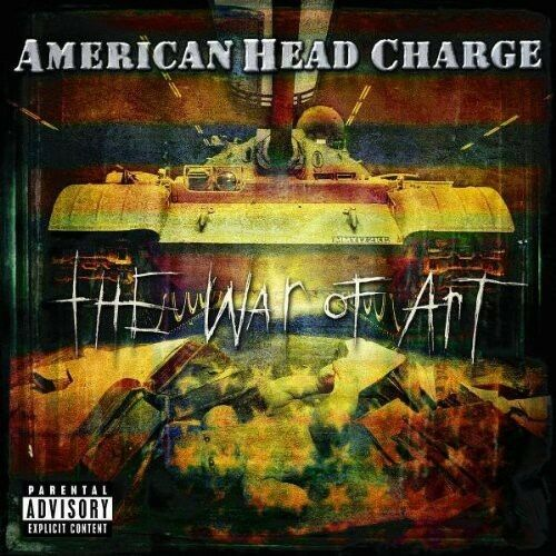 1 of 1 - American Head Charge - War of Art [New CD] Holland - Import