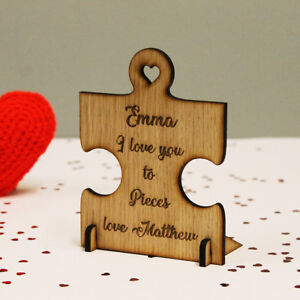Personalised-I-LOVE-YOU-TO-PIECES-Jigsaw-HIM-HER-Valentines-Day-Card-Plaque-Gift