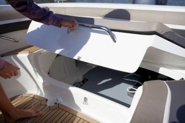 Fabriksny - Yamarin 63BR, Speedbåd, Yamaha