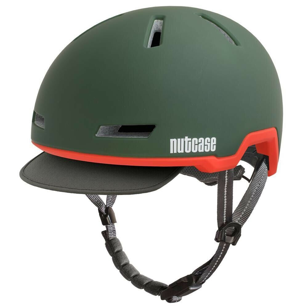 Nutcase Tracer, Cascade  Matte Green. Medium Large  the best selection of