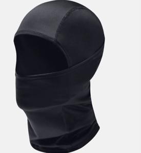 Under Armour Men/'s UA HeatGear Tactical Hood OSFA Balaclava Facemask