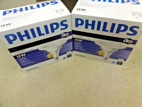 """Philips 9290002078 LED DownLight Retrofit White 6/"""" 45000HRS Dimmable 15W New 2"""