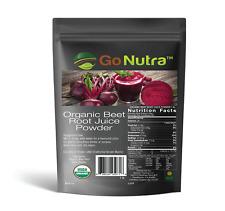 1 Lb. Organic Beet Root Juice Powder Made in USA Dissolves Water