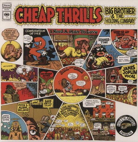 Janis Joplin - Cheap Thrills [New Vinyl] 180 Gram