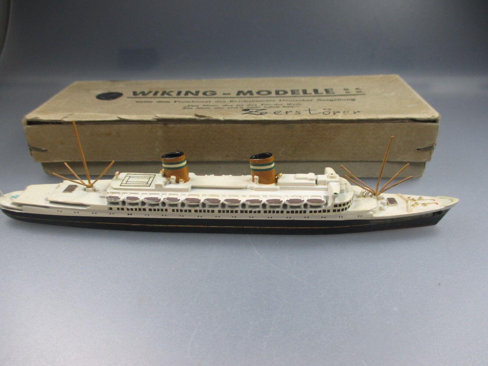 Wiking  buque  Nieuw Amsterdam , AZb oros, en oct (nº 47 nh14)