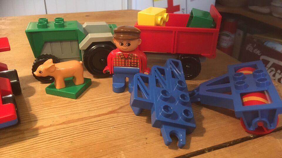 Lego Duplo, Vintage