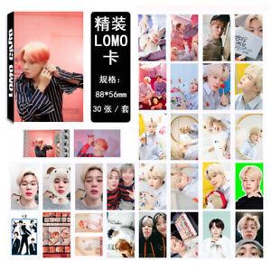 KPOP-Bangtan-Boys-Album-MAP-OF-THE-SOUL-PERSONA-JIMIN-Lomo-Card-Photo-Card