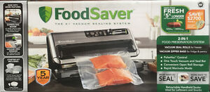 foodsaver v4850 vacuum sealing machine