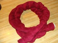 Cpap Hose Cover Hugger Tubing Insulator Burgandy Maroon Wine Non Expiring 6