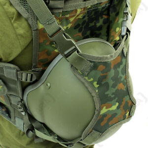 Details about Flecktarn Camo Helmet Carry Strap - Molle Carrier Airsoft  Paintball Army Webbing