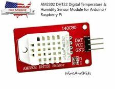 Am2302 Dht22 Digital Temperature Amp Humidity Sensor Module For Arduino Uno R3