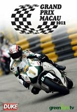 Macau Grand Prix 2012 - Official review (New DVD) Motorcycle Sport Guia