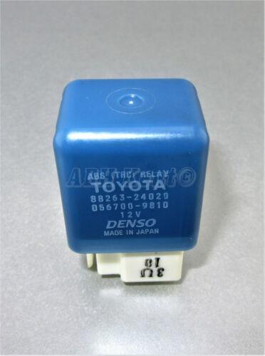 Blau Relay 88263-24020 Denso 056700-9810 Lexus 4-Pin ABS TRC 129-Toyota