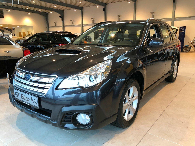 Subaru Outback 2,0 D Business CVT AWD 5d