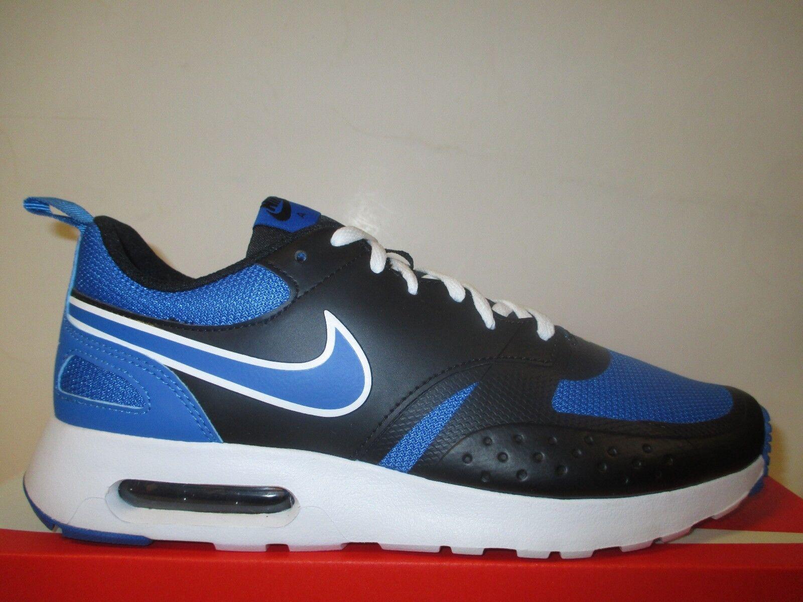 NIKE MAX VISION (BLACK blueE blueE blueE WHITE) MENS RUNNING 829079
