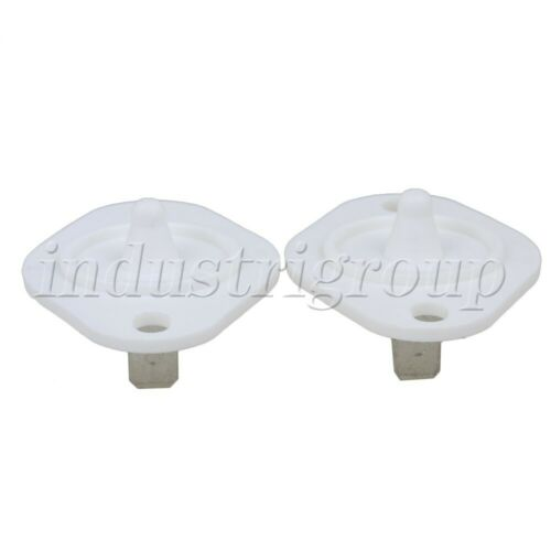 2PCS Dryer Thermistors Replacement 8577274 for Whirlpool Amana Kenmore Maytag