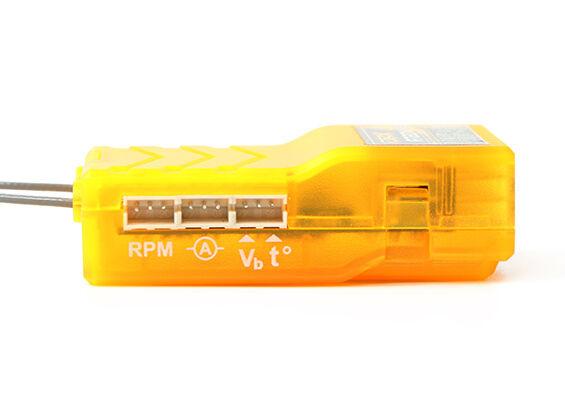New orangeRX R720X V2 CPPM DSM2 DSM2 DSM2 DSMX Compatible 7Ch 2.4GHz Receiver orange RX 51ef7f