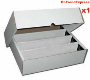 1-x-Cardboard-3200ct-Trading-Card-Storage-Box-with-Lid-Holds-up-to-3200-Cards