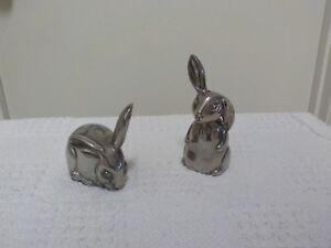 Final, sorry, vintage motorcycle bunnies salt pepper shakers are not