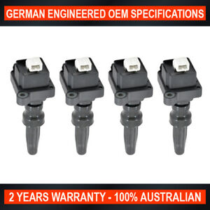 Excellent 4 X Ignition Coil For Citroen Xsara Rfs 2 0L Peugeot 306 2 0L Rfs Wiring Digital Resources Remcakbiperorg