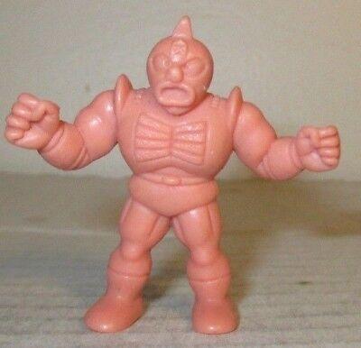 """80/'s M.U.S.C.L.E Men Kinnikuman Flesh Color 2/"""" Kiki Jin Figure #115 Mattel"""