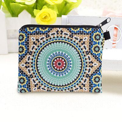 Coin Purse Girl Zipper Bag Key Money Wallet Pouch Purse Clutch 12*9.5cm Small