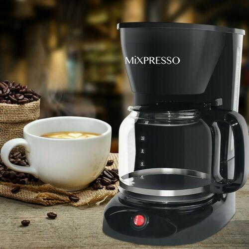 Mixpresso Electric Drip Coffee Maker for Ground Coffee bean