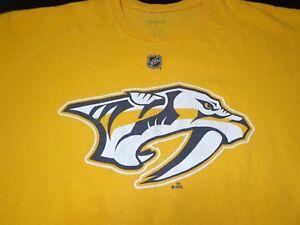 best website f24f6 ac224 Details about Pekka Rinne #35 Reebok Nashville Predators NHL Hockey T-Shirt  XL Y1