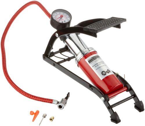 Mannesmann M  001-T-PR.– Pompa a pedale con manometro