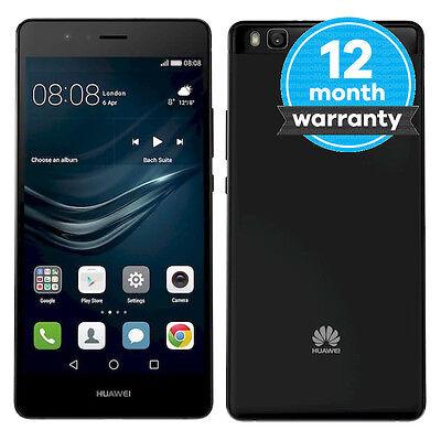 Huawei P9 Lite - 16GB - Black (Unlocked) Smartphone Pristine (A)