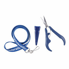 """Heritage Cutlery 5"""" Embroidery Snip Scissors With Lanyard & Blade Cover (VP51A)"""