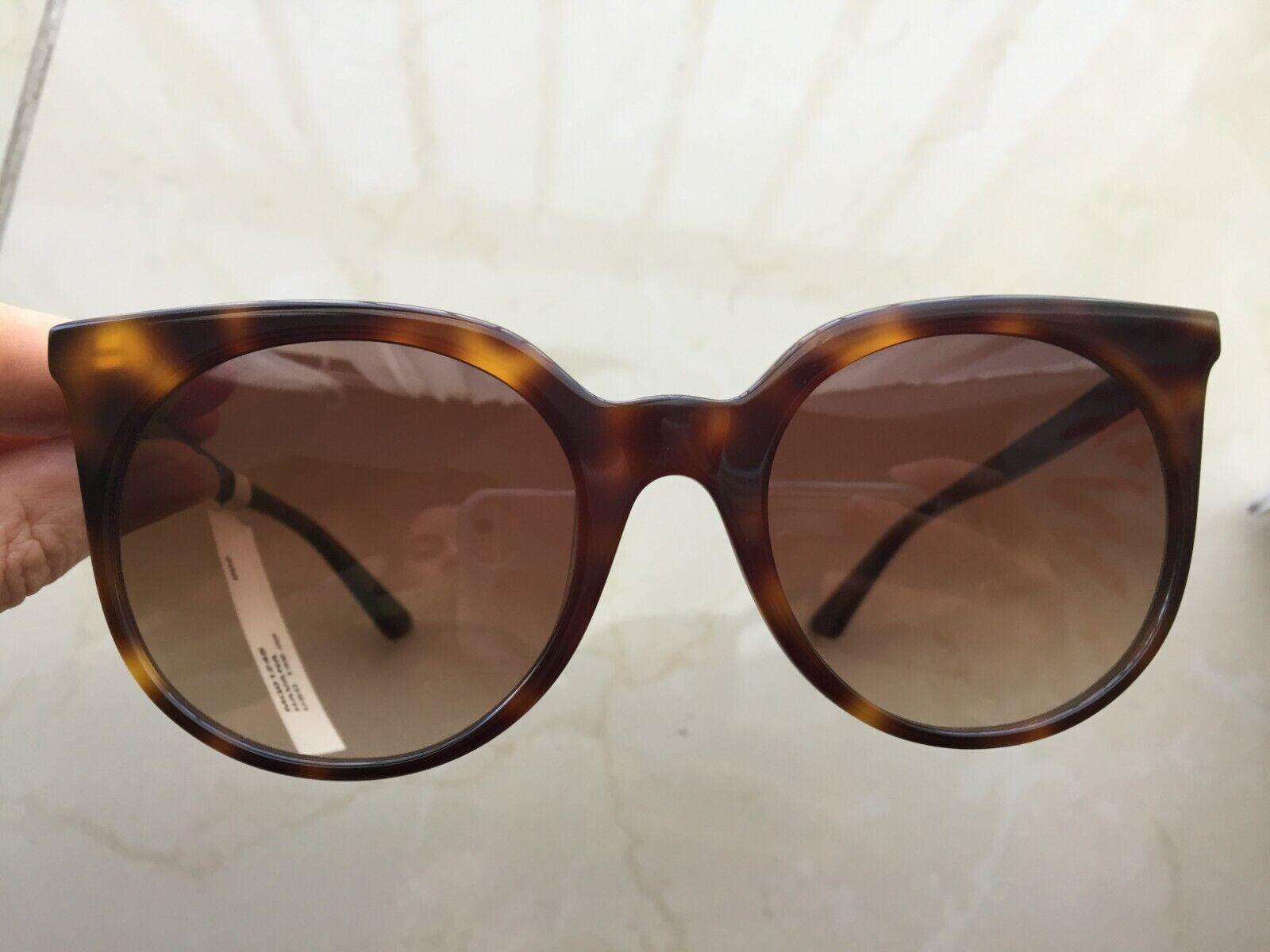NWT Brown Tortoise Sunglasses Alexander McQueen HavanaWomen's