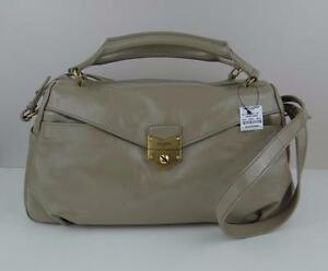New YSL Yves Saint Laurent Patent Leather Sac Dandy Bag w Strap $2 ...