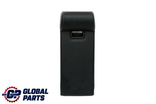 BMW X3 Reihe E83 Rücksitz Armlehne Kopfstütze Leder Ambiente Schwarz 3410446