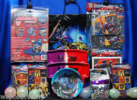 Transformers Party Set 16 /17 Transformers Party Supplies Hard Plates