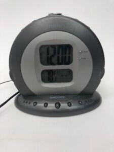 394e34af083 Homedics SS-5000 Sound Spa Projection Alarm Clock Radio 6 Nature ...