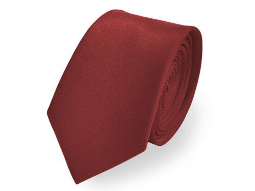 Various Colours Premium Slim Satin Polyester Plain Neck tie Knight