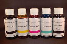 BULK INK REFILL BOTTLES FOR HP CISS 20ozs 564XL 5512 5514 5515 5520 5522 5524