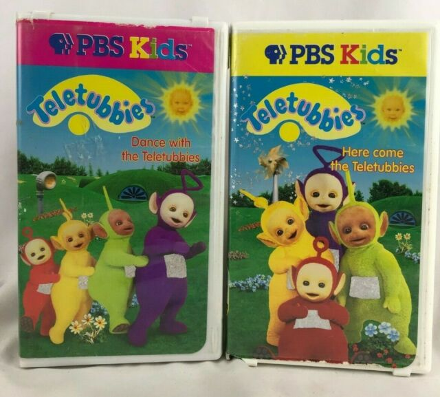 Here Come The Teletubbies (VHS, 1998) For