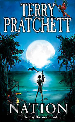 1 of 1 - Pratchett, Terry, Nation, Very Good Book