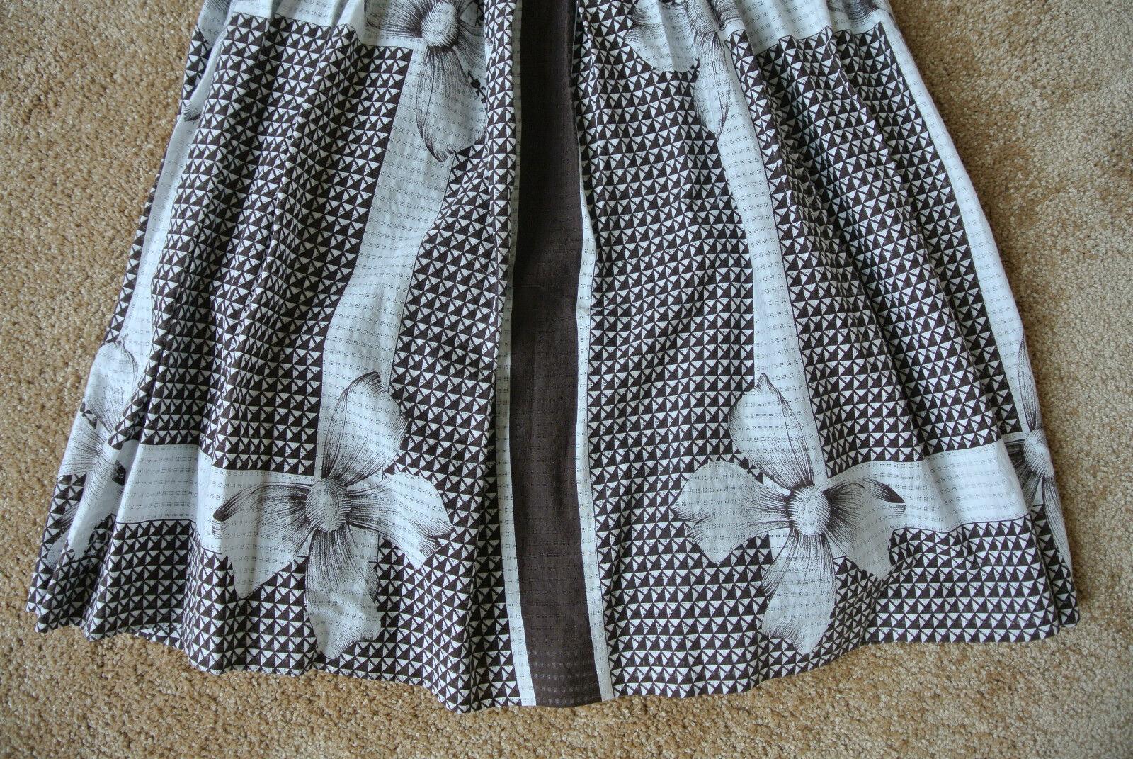 8e20c9848cf ... Anthropologie edme    esyllte Sun Dress 2 NWOT 229 Super Super Super  Sexy Amazing Fabric ...