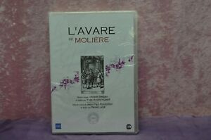DVD-L-039-AVARE-DE-MOLIERE-NEUF-SOUS-BLISTER