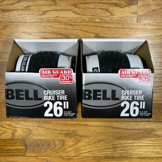 "Bell Air Guard Whitewall Cruiser 26/"" Bike Tire for sale online"