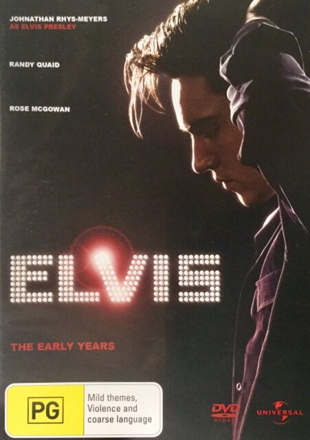 Elvis - The Early Years (DVD, 2005)