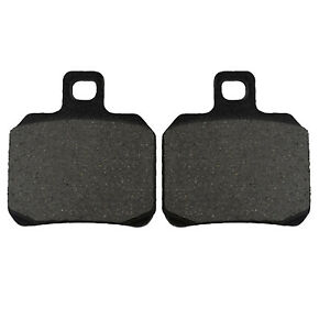 Brake Pads For Yamaha XQ125 150 VP125 YP125 YP180R Ducati 1098 S R ST2 ST3 ST3S