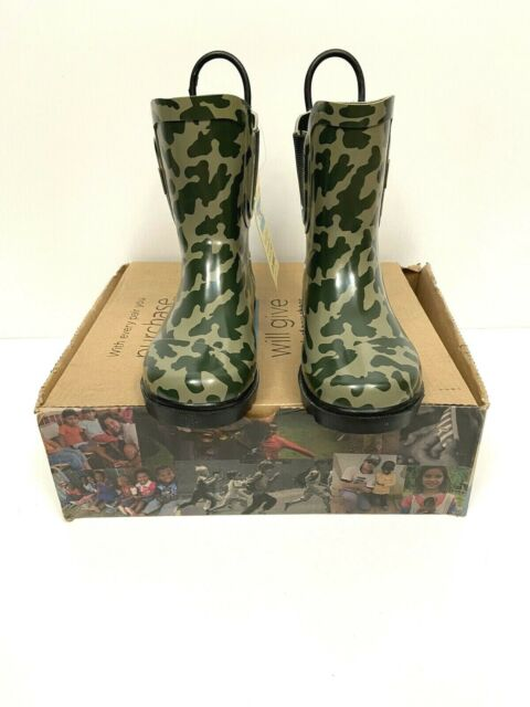 Tiny Toms Rain Boot Size T11 For Sale Online Ebay