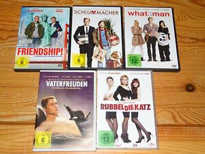 MATTHIAS-SCHWEIGHOFER-5-DVD-SAMMLUNG-WHAT-A-MAN-RUBBELDIEKATZ-VATERFREUDEN