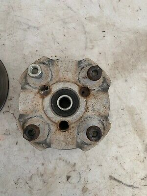 Suzuki Ozark LTF 250 Rear Hub Left Side Excellent Condition