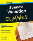 Business Valuation for Dummies by Jim Bates, Lisa Holton (Paperback, 2009)